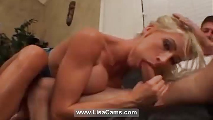 Horny MILF with Big Tits