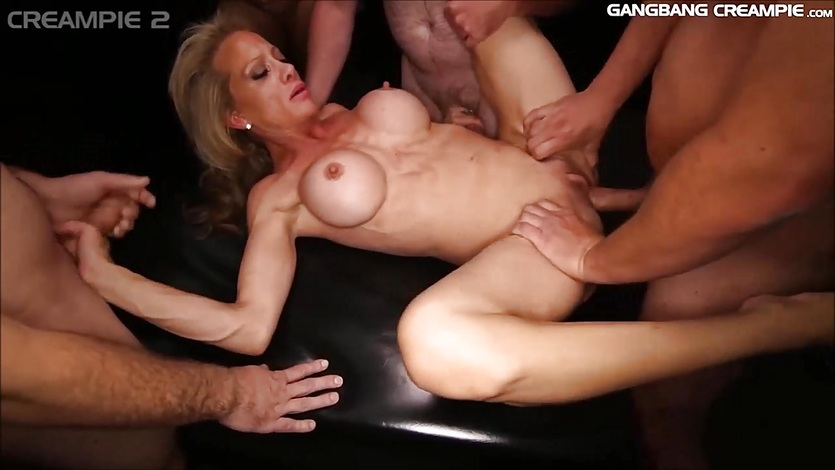 Milf Bang All Milfs Getting Gangbanged