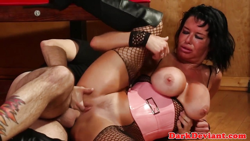 Busty squirting cunt harsh disciplination