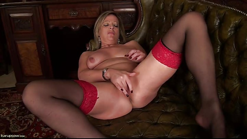 Mature Secretary Louise Pearce