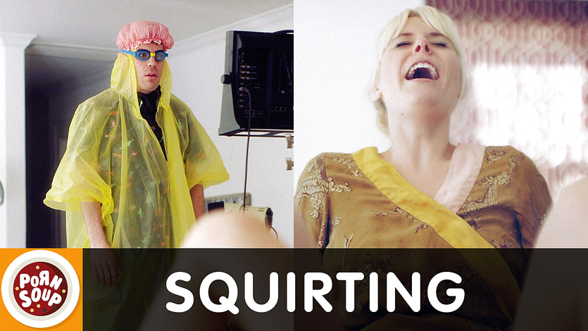 PornSoup #10 – Squirting, is it pee or not?