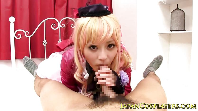 Squirting cosplay Miki Sunohara creampied