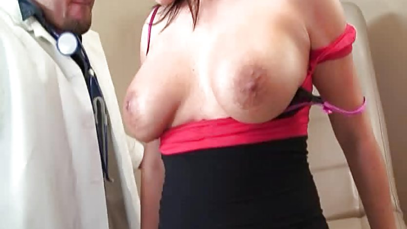 This milf needs a pussy doctor