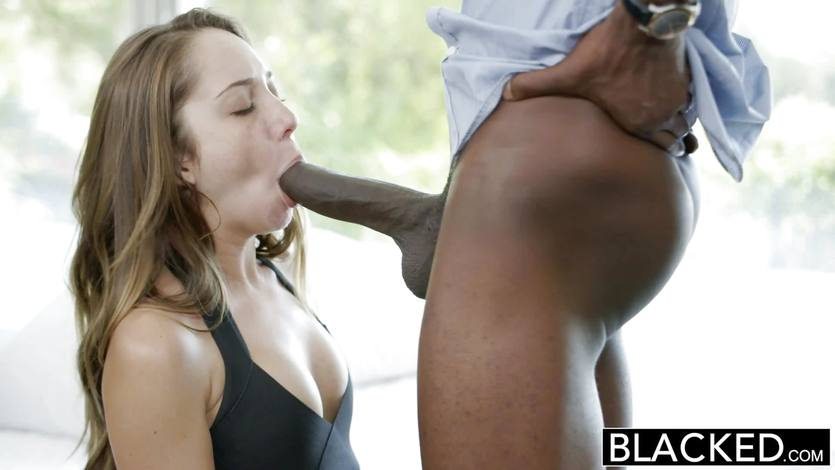 BLACKED Interracial Vacation for Cheating Girlfriend