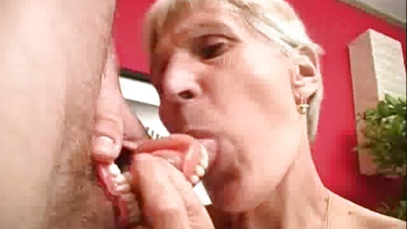 Dentures And Blowjobs Granny