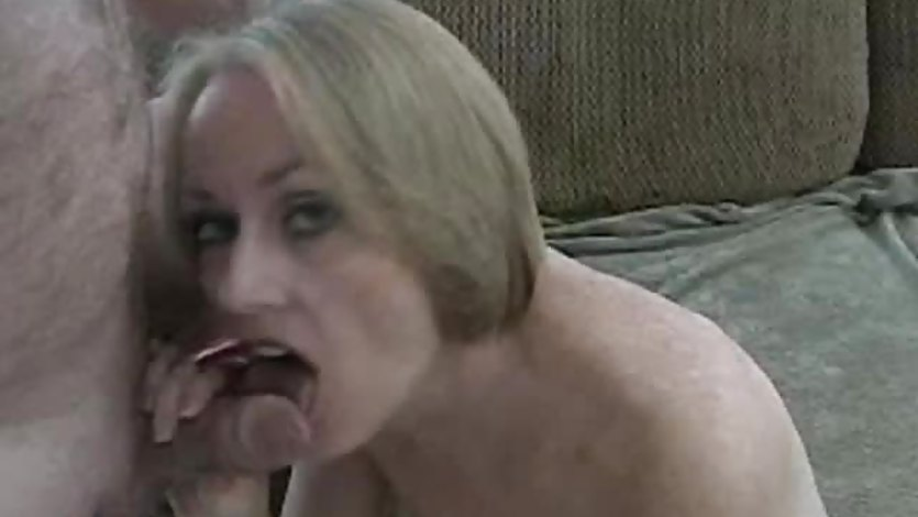 Fuckhole Creampie For Amateur Blonde GILF