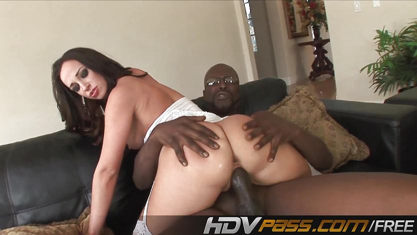 HDVPass Interracial sex with Jada Stevens.