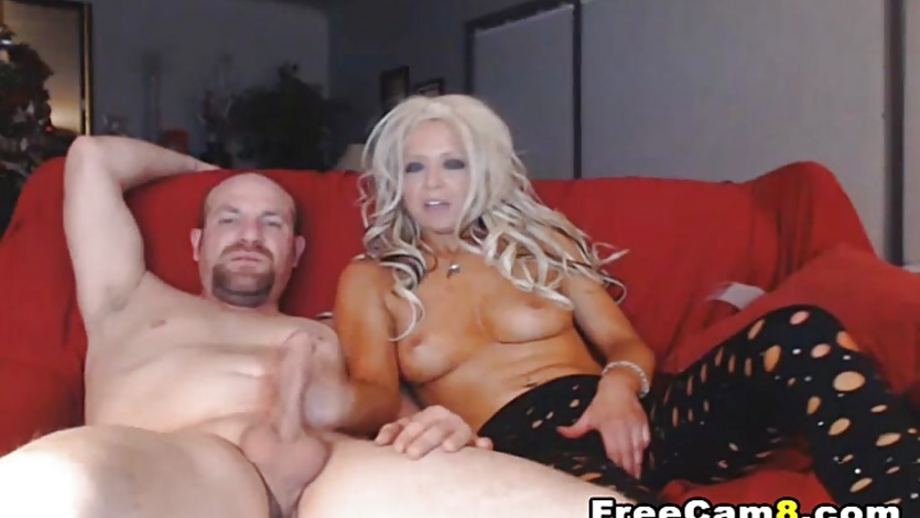 Hot Blonde Suck Huge Cock Deep In Her Throat