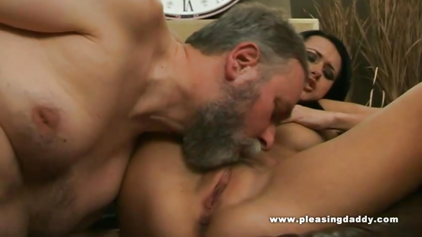 Mature Guy Fucks The Trophy Wife