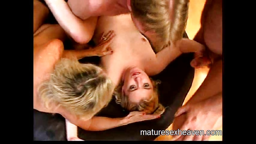 Mature Sex Party Part 4