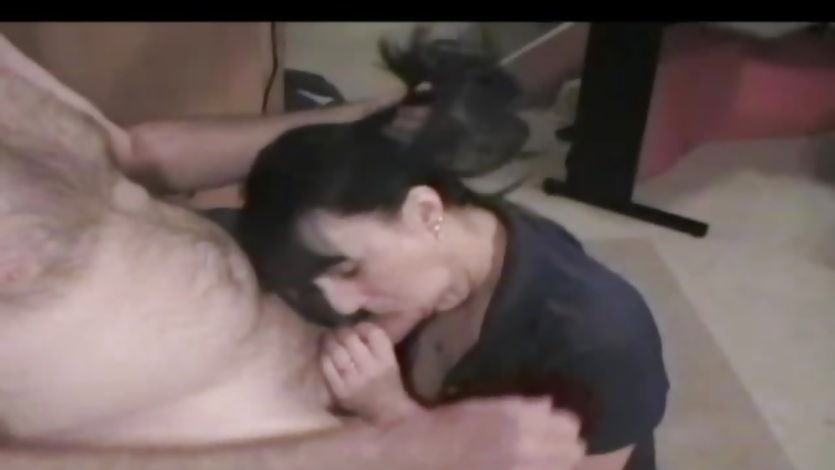 Ex-Wife gives amazing blowjob