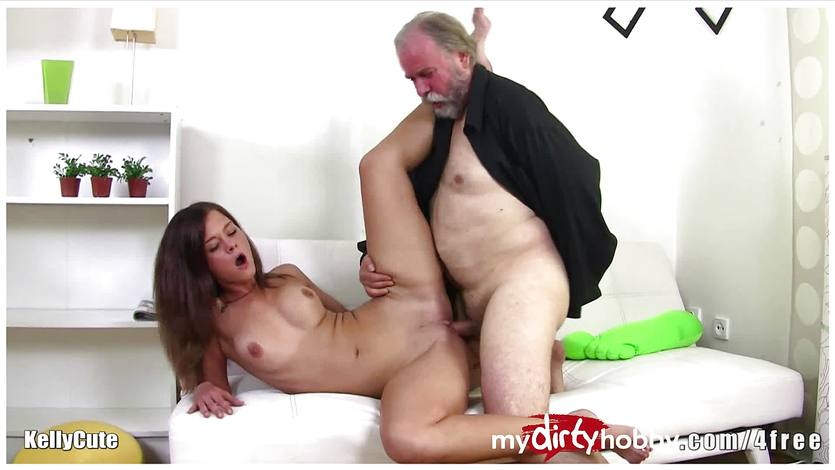Teen fucked by older men