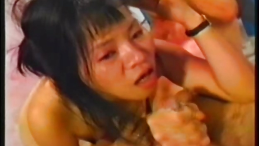 Wild hardcore Asian sex video