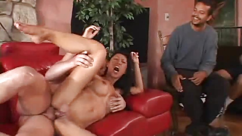 Interracial Asian Wife Swinger Sex