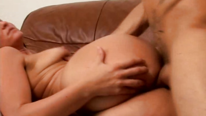 Elizabeth James has her nice pussy jackhammered with a big dick