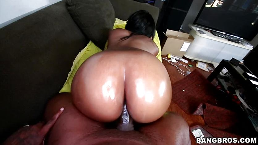 Nikki Ford fucked by a big black dick